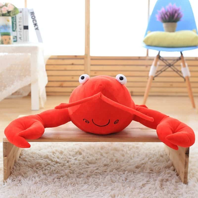 Lobster Stuffed Animal Toy 3