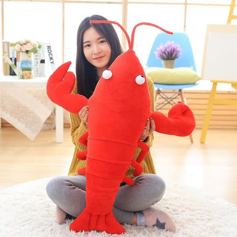 Lobster Stuffed Animal Toy 4