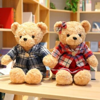 Lovely Couple Teddy Bear