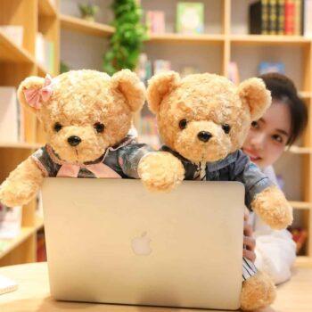 Lovely Couple Teddy Bear 4
