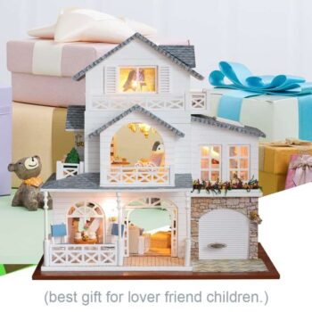 Nordic Town Doll House 0