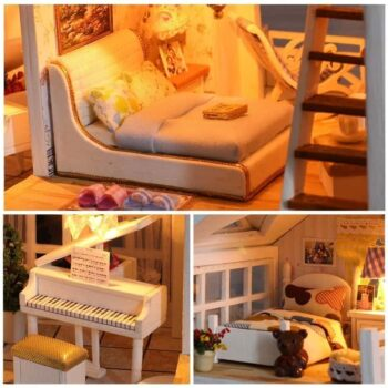 Nordic Town Doll House 2