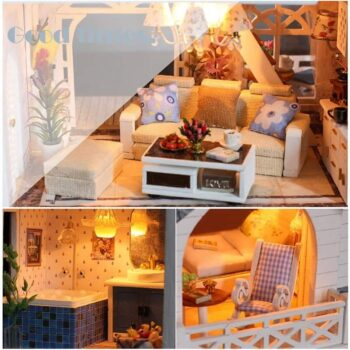 Nordic Town Doll House 3