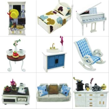 Nordic Town Doll House 4