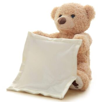 Peek-A-Boo Teddy Bear 0
