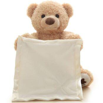 Peek-A-Boo Teddy Bear 1