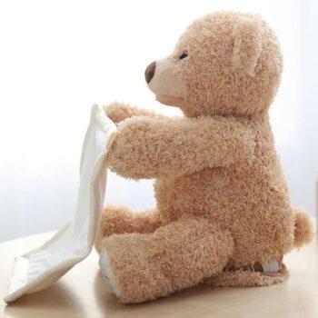 Peek-A-Boo Teddy Bear 2