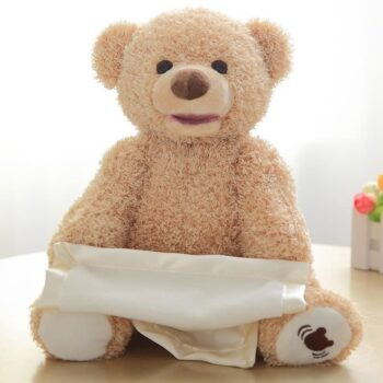 Peek-A-Boo Teddy Bear 3