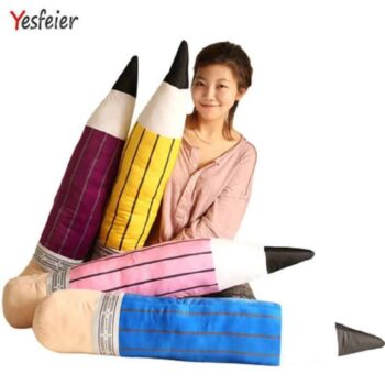 Pencil Plush Pillow