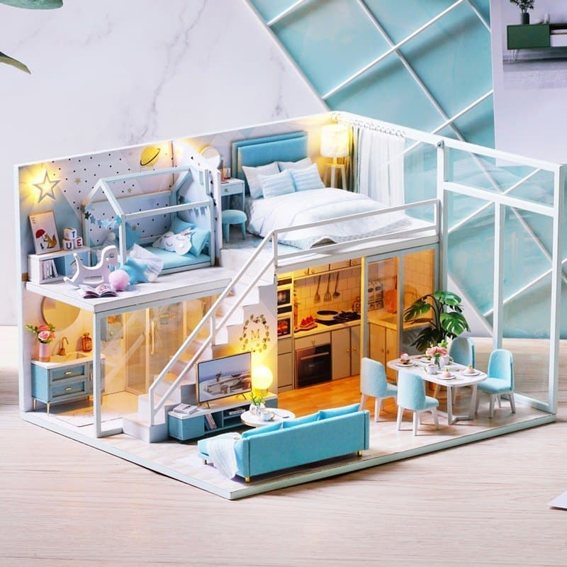 Poetic Life Doll House 1