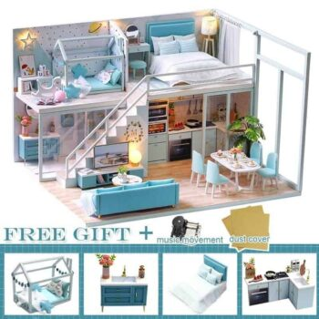 Poetic Life Doll House