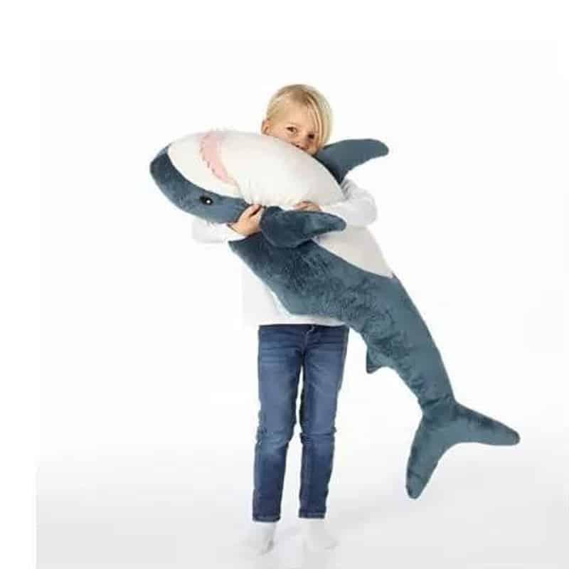 Cute Giant Shark Stuffed Animal Toy 1