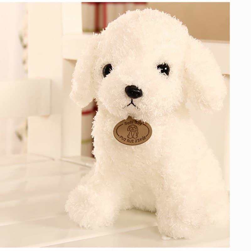Simulation Dog Plush Interactive Toy 5
