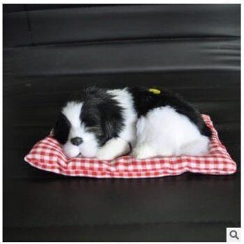 Sleeping Dog Plush