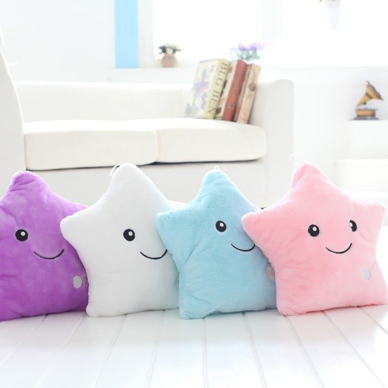 Star Plush Pillow 5