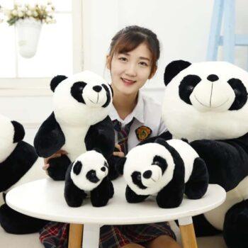 Cute Giant Baby Panda Bear Plush 1