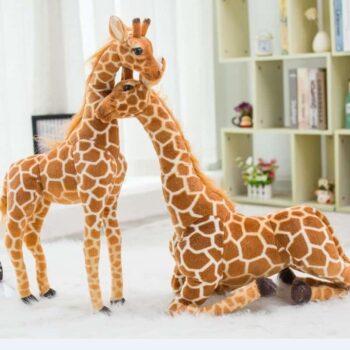 Giant Giraffe Plush 0