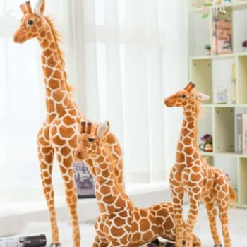 Giant Giraffe Stuffed Animal Toy