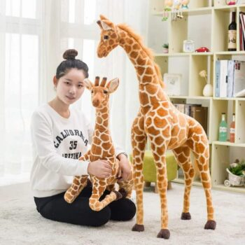 Giant Giraffe Plush 2