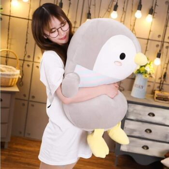 Giant Penguin Plush