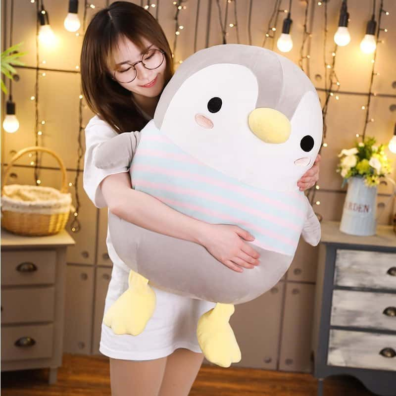 Cute Penguin Giant Stuffed Animal Toy