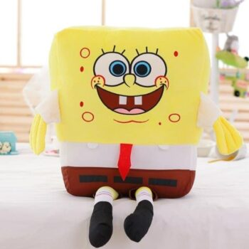 Giant Sponge Bob and Patrick Star Plush