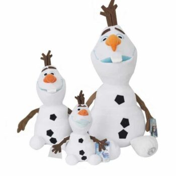 Cute Olaf of Frozen Plush Toy 1