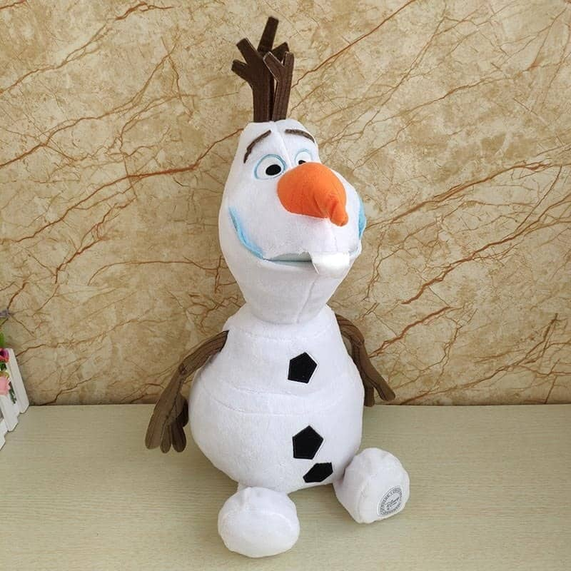 Cute Olaf of Frozen Plush Toy 3