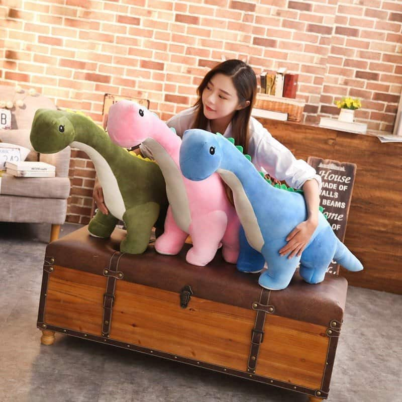 Cute Dinosaur Giant Stuffed Animal Toy 2