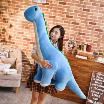 Brontosaurus Dinosaur Stuffed Animal