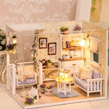 Cat Diary Doll House