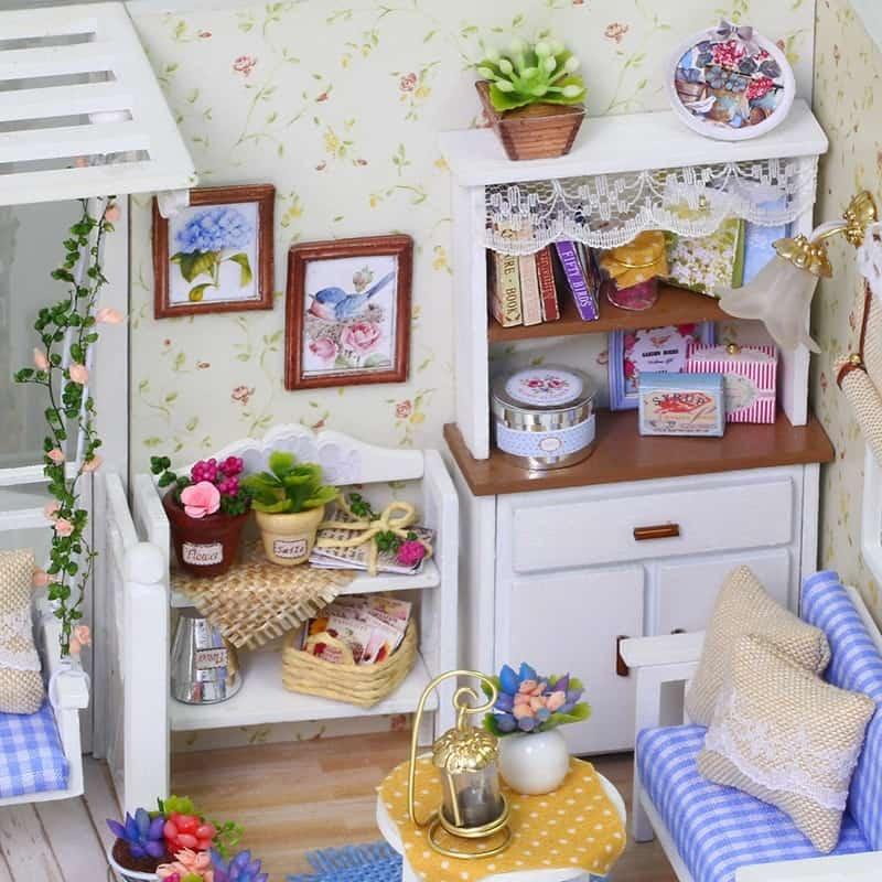 Cat Diary Doll House 3