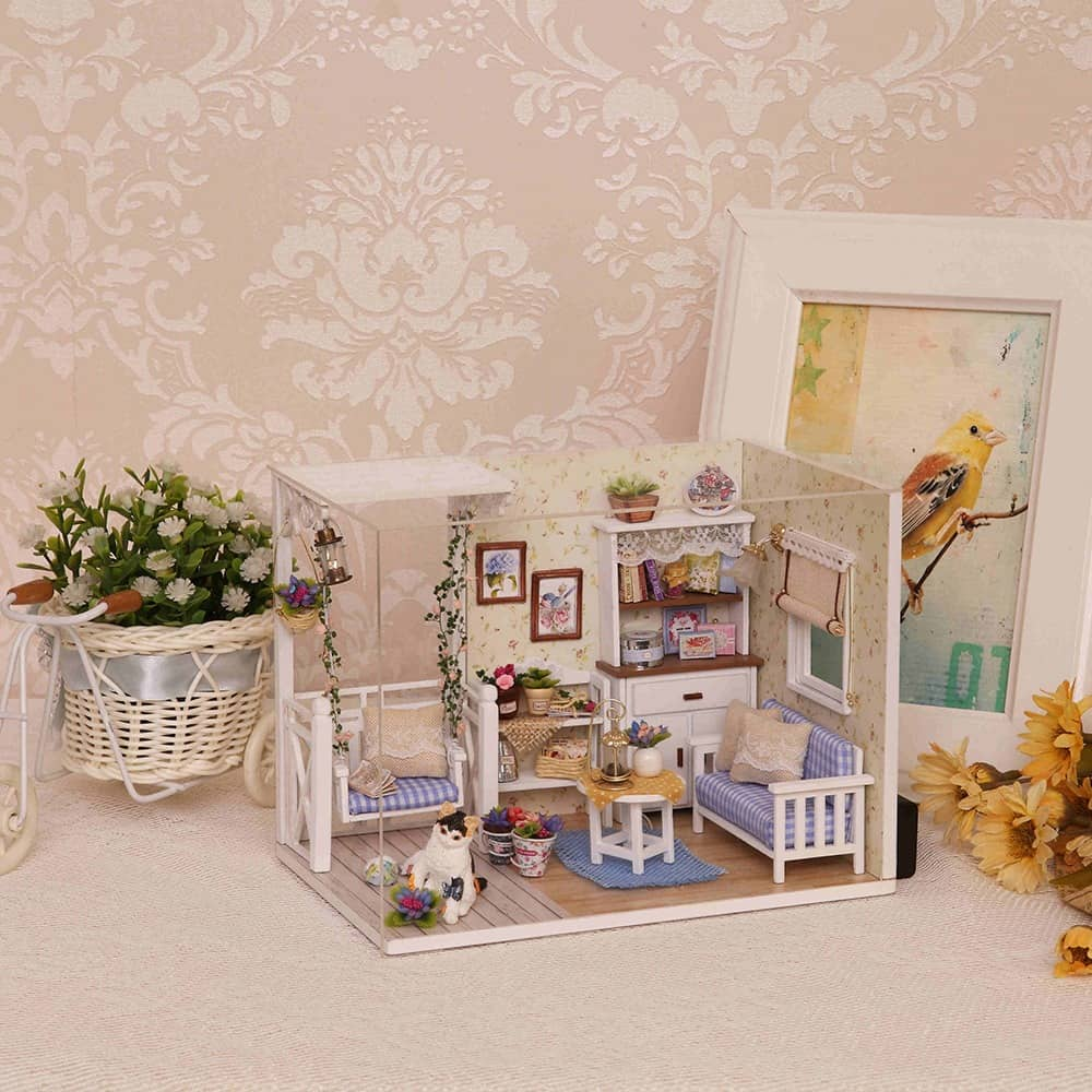 Cat Diary Doll House 5