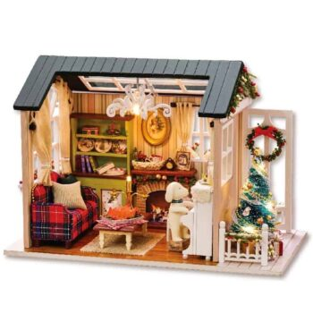 Forest Time Doll House 0