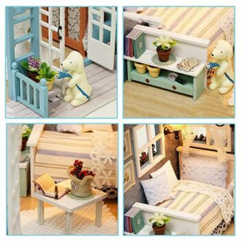 Forest Time Doll House 1