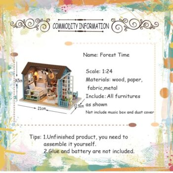 Forest Time Doll House 4