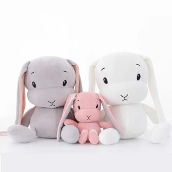 Cute Big Ear Rabbit Plush