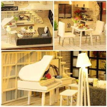 Happy Time Doll House 1