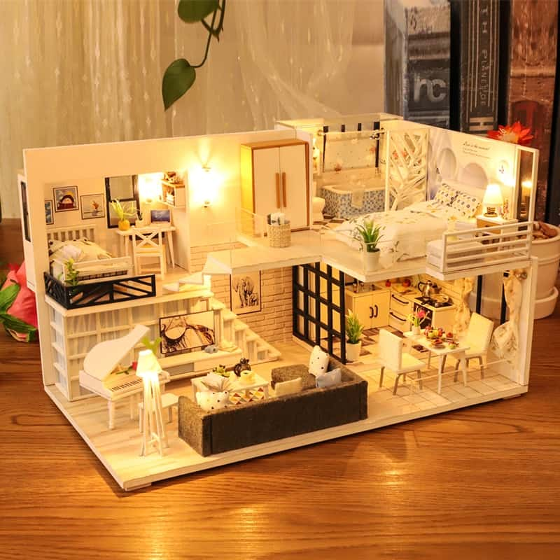 Happy Time Doll House 4