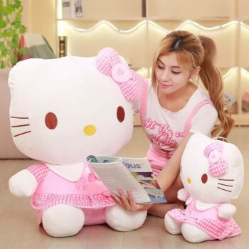 Kawaii Hello Kitty Plush Toy