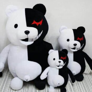 Monokuma Plush Toy