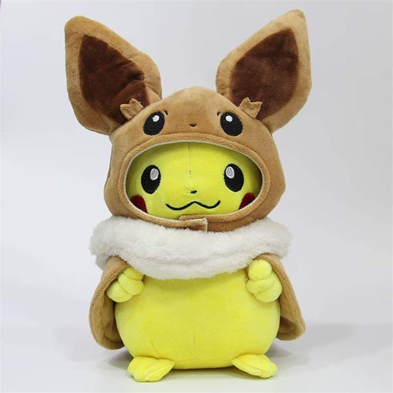 Pokemon Pikachu Plush Toy 2