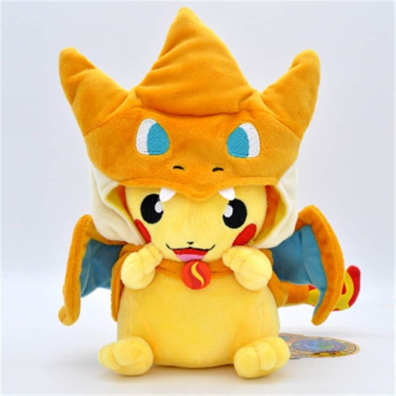 Pokemon Pikachu Plush Toy 3