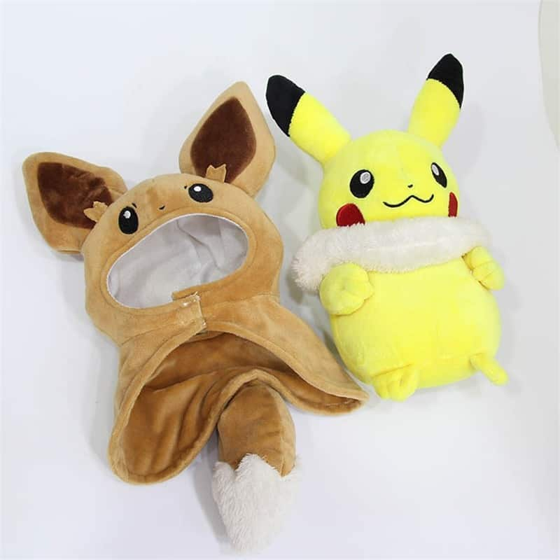 Pokemon Pikachu Plush Toy 5