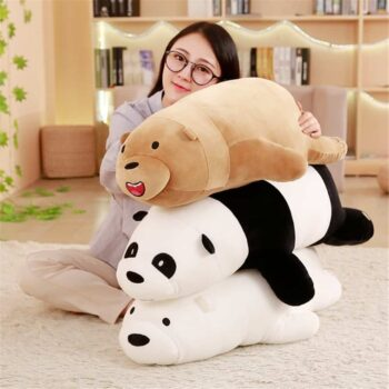 We Bare Bears Plush Pillow