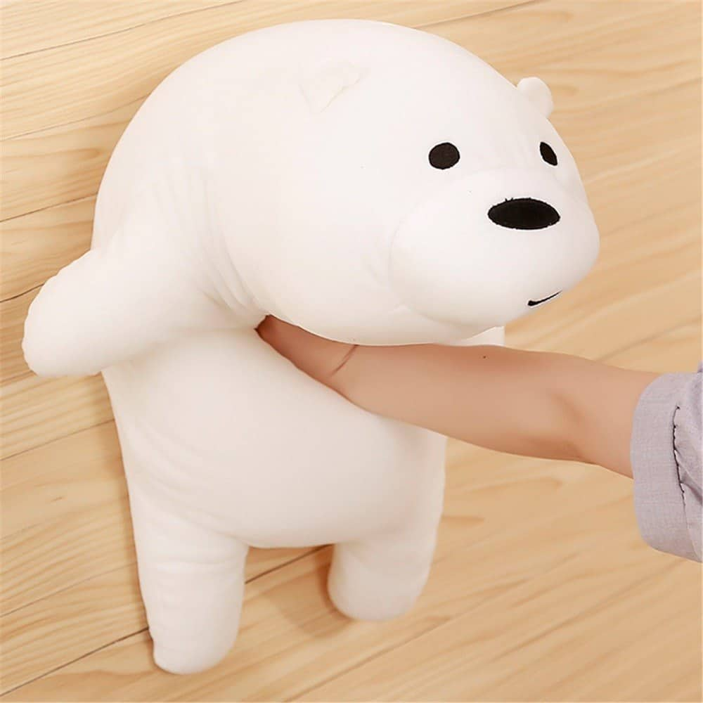 We Bare Bears Naked Plush Toy 5