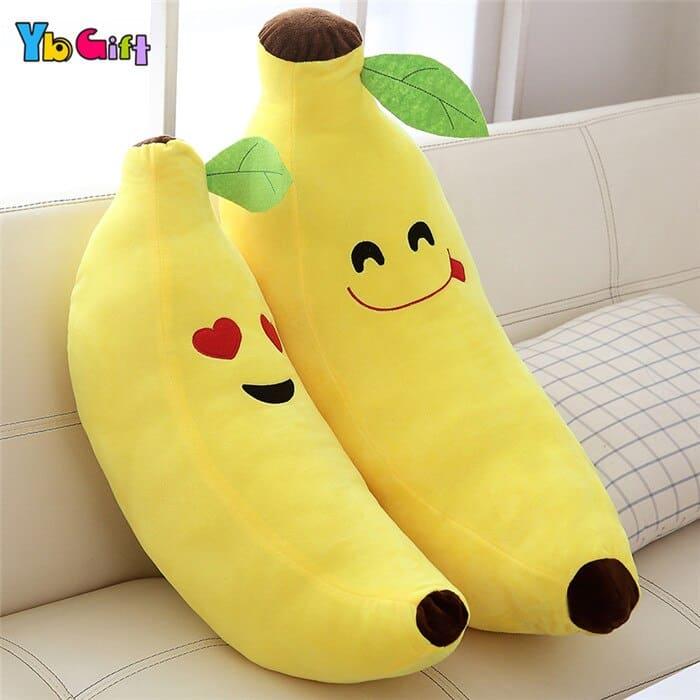 Cute Banana Plush Pillow 5