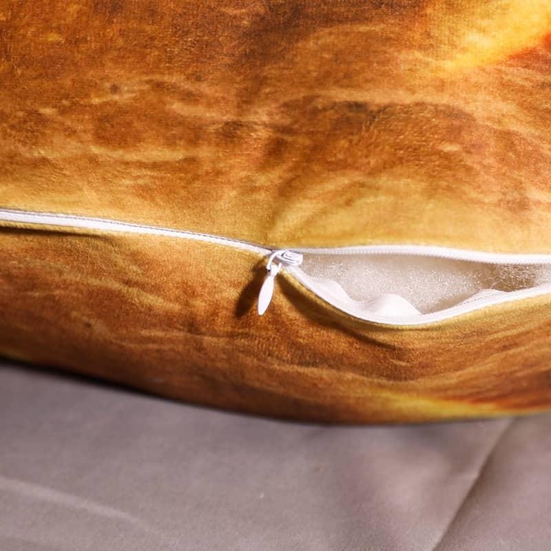 Cute Bread Plush Pillow 5
