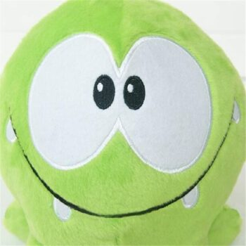 front view of Omnom plush