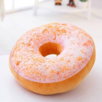 Doughnut Plush Pillow 3
